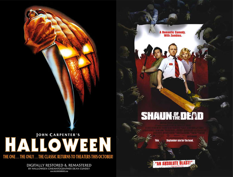 CINSSU Free Friday Film Double Bill — HALLOWEEN (1978) and SHAUN ...